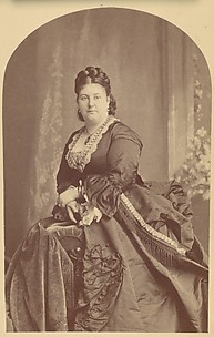 [The British Soprano Euphrosyne Parepa-Rosa (1836-1874)]