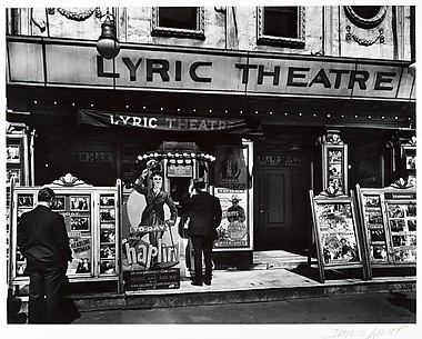 Lyric Theatre, 100 Third Avenue, Manhattan