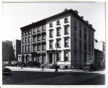 Fifth Avenue, Nos. 4, 6, 8, Manhattan