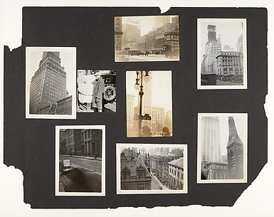[New York, Buildings]