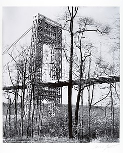 [George Washington Bridge, New Jersey]