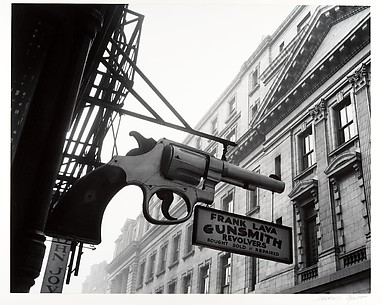 Gunsmith and Police Department, 6 Centre Market Place and 240 Centre Street, Manhattan