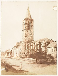 St. Andrews. College Church of St. Salvator