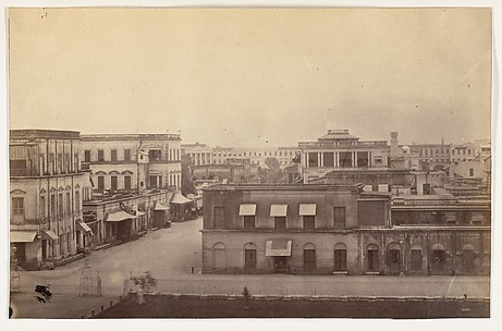 [Kitchen and Stables of Government House, Calcutta]