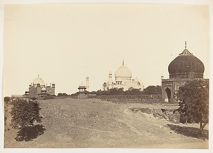 [The Taj Mahal, Agra]