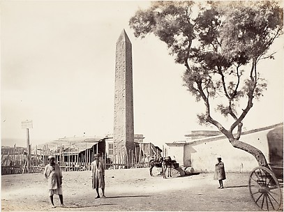 [Egyptian Obelisk,