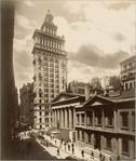 Manhattan Trust Company, United States Sub-Treasury, and United States Assay Office