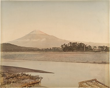 [Landscape with River and Mountain]