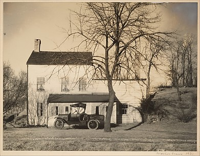 Westchester, New York, Farmhouse
