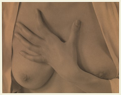Georgia O'Keeffe — Hand and Breasts