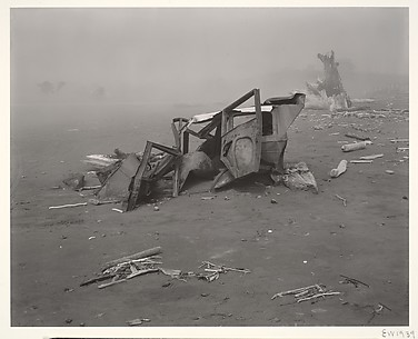 Wrecked Car, Crescent Beach