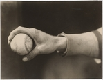 How Charles Robertson (White Sox) Holds Ball