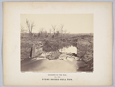 Stone Bridge - Bull Run