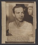 [Associated Press Wire Photograph of Lee Harvey Oswald, Printed by Caption]
