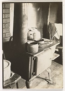 [Kitchen Stove, New York]
