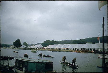 [1096 Views of the Henley Royal Regatta for Sports Illustrated Article,