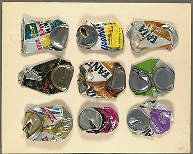 [Crushed Cans Assemblage]