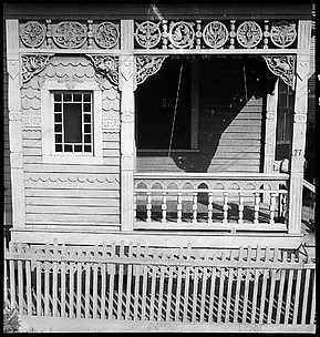 [2 Details of Porch Trim]
