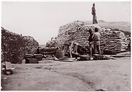 Confederate Fortifications, Yorktown, Virginia