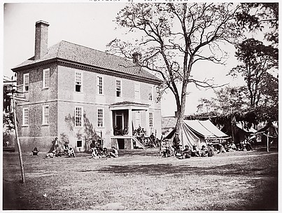 [Mitchell's Plantation, Hopewell, Virginia]