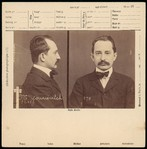 [Anthropometric File Card: Mr. Youriévitch]