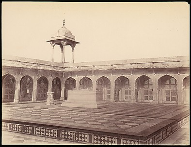 King Akbar's Tomb, Agra