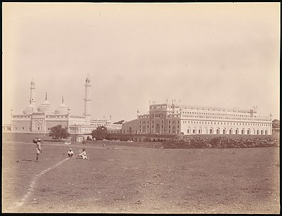 [Asafi Mosque and the Bara Imambara, Lucknow, India]