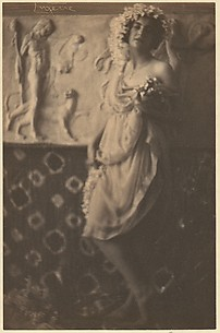 Fritzi von Derra - Greek Dancer