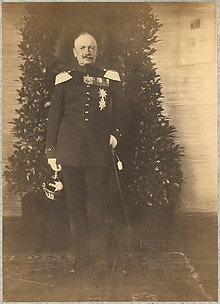 H.R.H. King Friedrich August of Saxony, Taken Shortly Before Dethronement