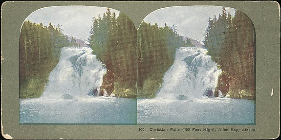 Christian Falls, Alice Bay, Alaska