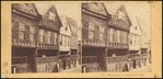 [Group of 11 Early Stereograph Views of Famous British Houses]