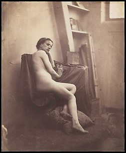 [Female Nude in Studio]