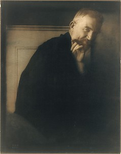 The Photographers' Best Model - George Bernard Shaw