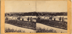 [107  Stereographic Views of Terrace:  Distant Views, Central Park, New York]