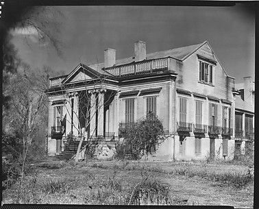 [Plantation House, Louisiana]
