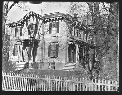 [Italianate Revival House, Cambridge, Massachusetts]