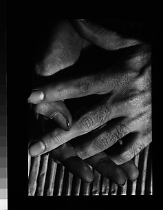 [Study of Hands, Possibly Sam Loveman]