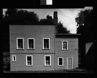 [Frame House, Connecticut]