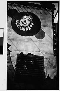 [Coney Island Funhouse Entrance Sign, New York]