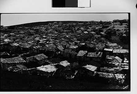 [Shanties, Outskirts of Havana]