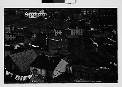 [Houses on Hillside, Ossining, New York]