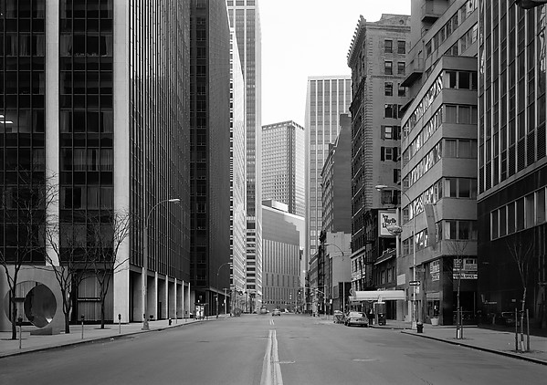Water Street, Financial District, New York