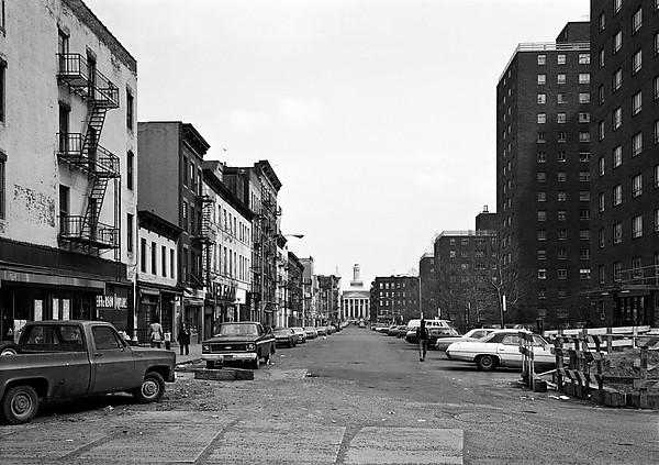 115th Street at 2nd Avenue, Harlem, New York