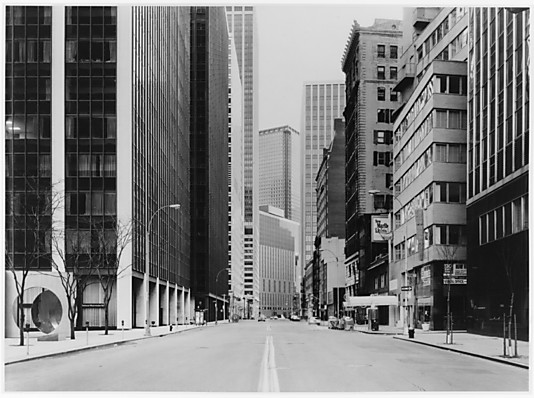 Water Street / Maiden Lane, New York