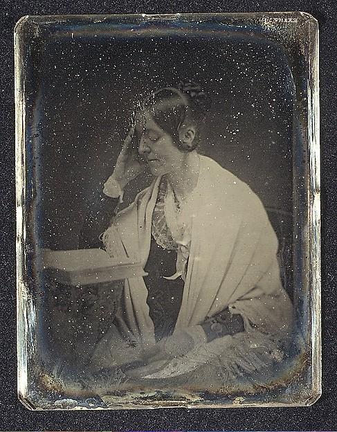 Margaret Fuller (Marchioness Ossoli)