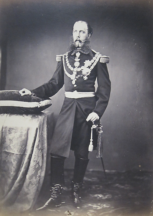 [Emperor Maximilian I of Mexico]