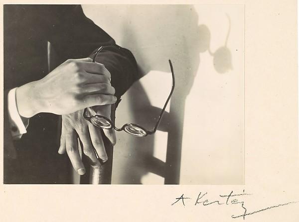 Paul Arma's Hands