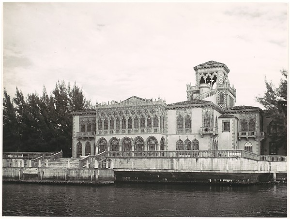 [Mar-a-Lago, Former Residence of Marjorie Meriweather Post, Key Biscayne, Florida]