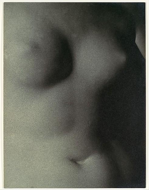 [Plaster Cast of a Nude Female Torso]