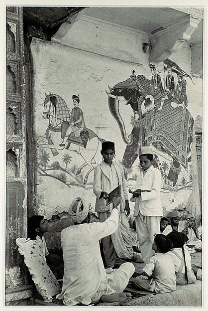 Pavement School, Jaipur, India